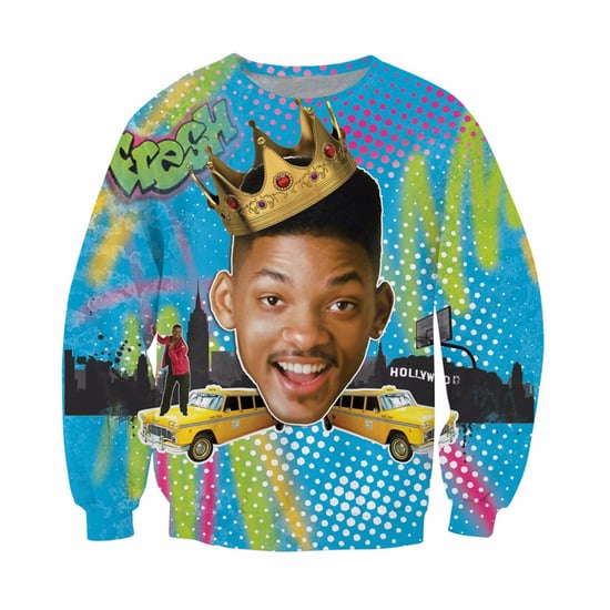 Fresh Prince of Bel-Air Ugly Christmas Sweaters