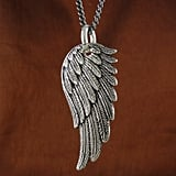 Angel Wing Necklace ($52)