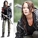 Katniss in Plastic