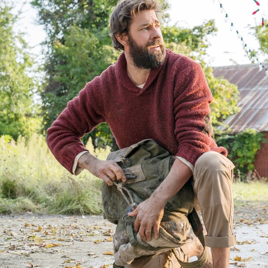 How Does John Krasinski Die in A Quiet Place?