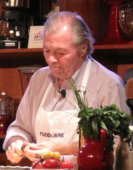 Jacques Pepin Recipe For Tomato And Bread Gratin