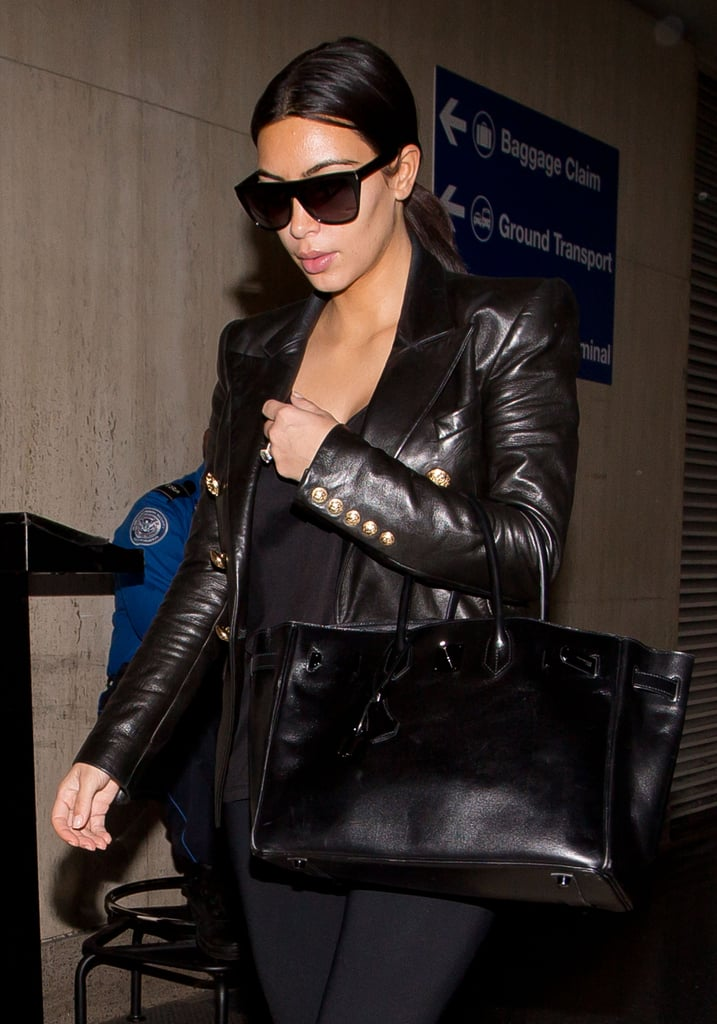 Kim Kardashian Wraps Up Her Honeymoon — but Where's Kanye West?