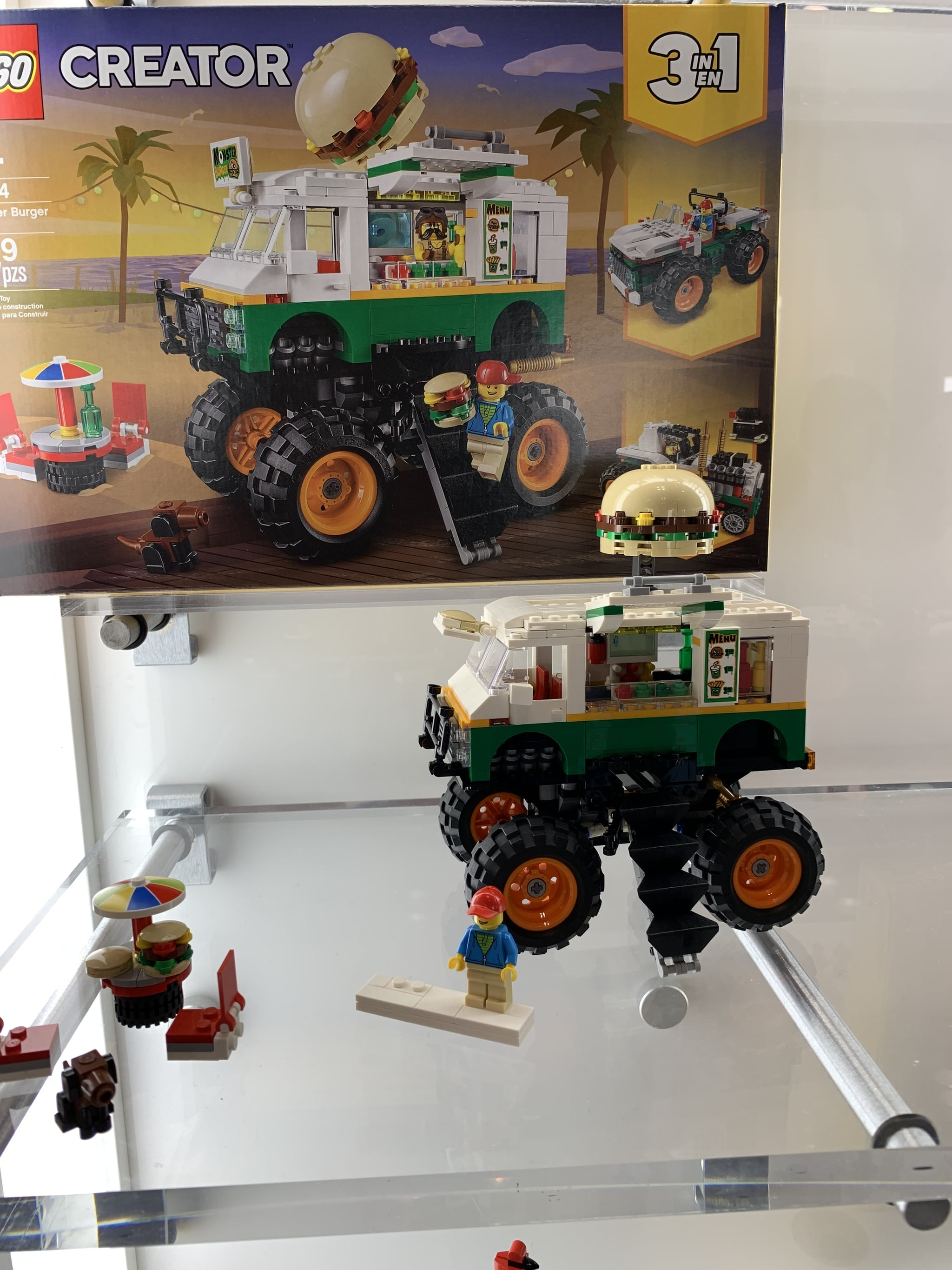 Lego Creator Monster Burger Truck Best New Lego Sets Coming Out In 2020 Popsugar Australia Parenting Photo 41