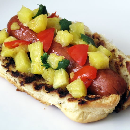 Tropical Hot Dogs Recipe