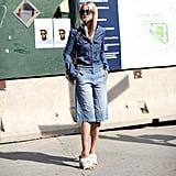 Embrace the Canadian Tuxedo and Pair With Denim on Top