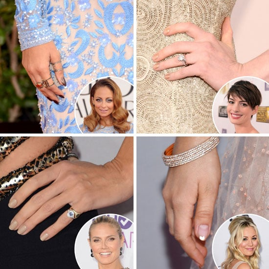 2013 Award Season: See the Hottest Red-Carpet Manicures