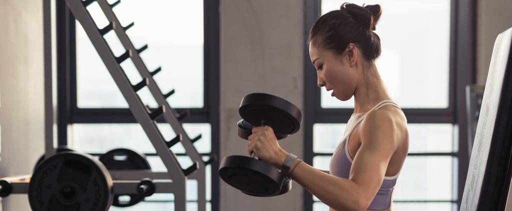 I Tried Kim Kardashian's Trainer's Weightlifting Workout
