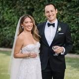 Jenna Uschkowitz's Dreamy Summer Wedding Dress Captures Her