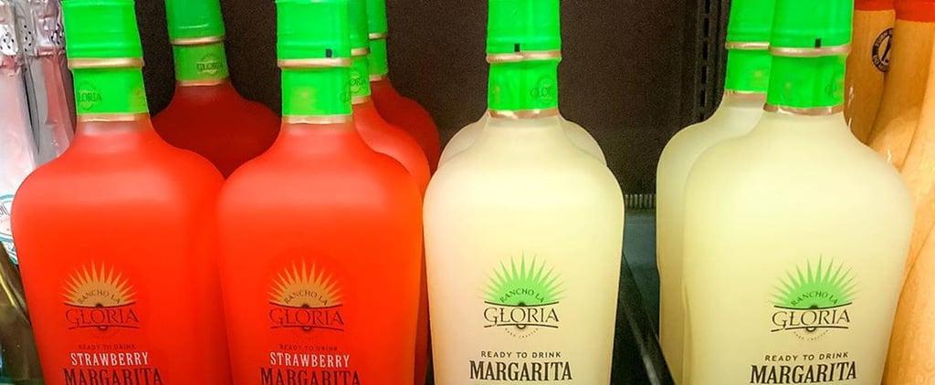 Aldi's Rancho La Gloria Strawberry and Lime Wine Margaritas
