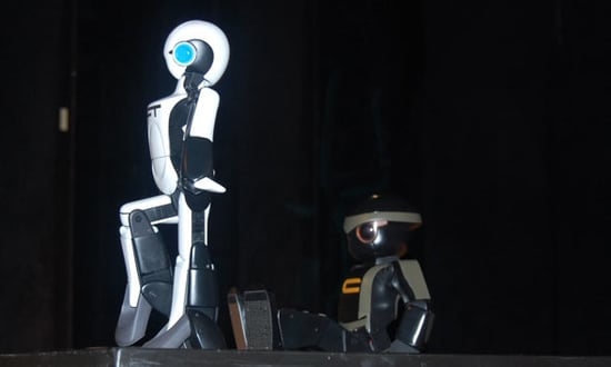 The Female Robot by Tomotaka Takahashi