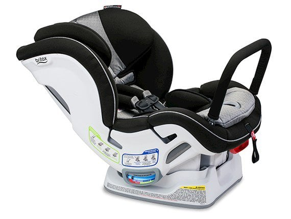 Britax Boulevard Clicktight Car Seat With Rebound Bar