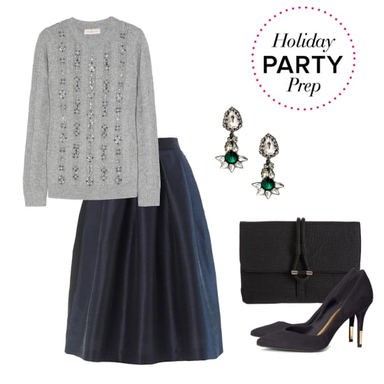 What To Wear To Christmas Dinner Popsugar Fashion