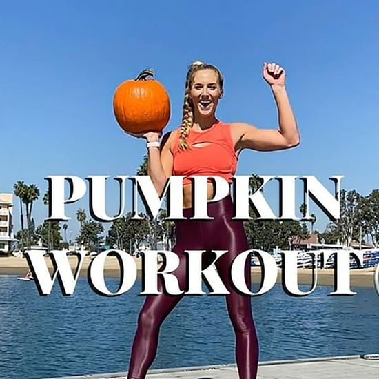 Pumpkin Workout From Danielle Pascente