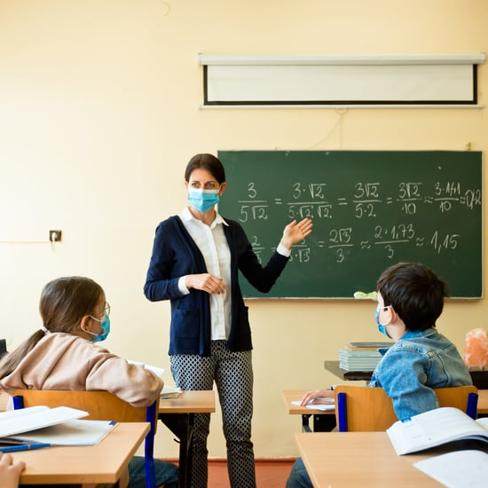 AAP Recommendations For Sending Kids Back to School