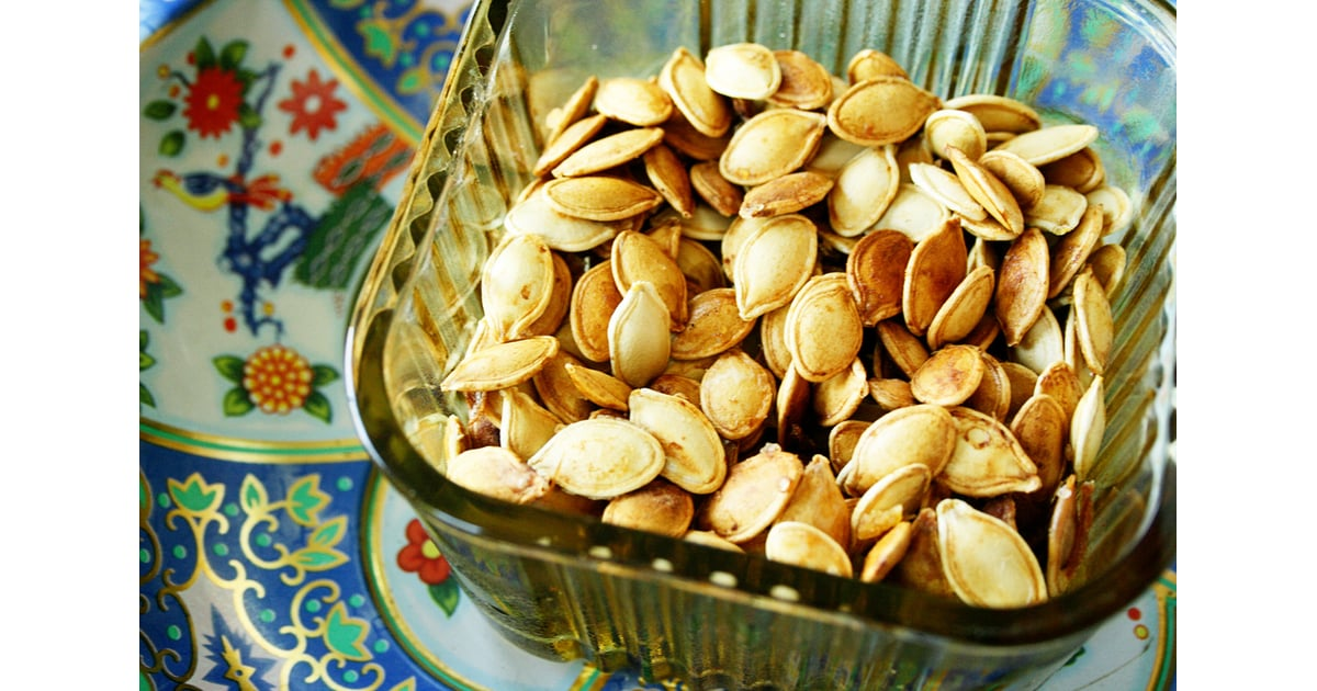how to make sweet and salty pumpkin seeds