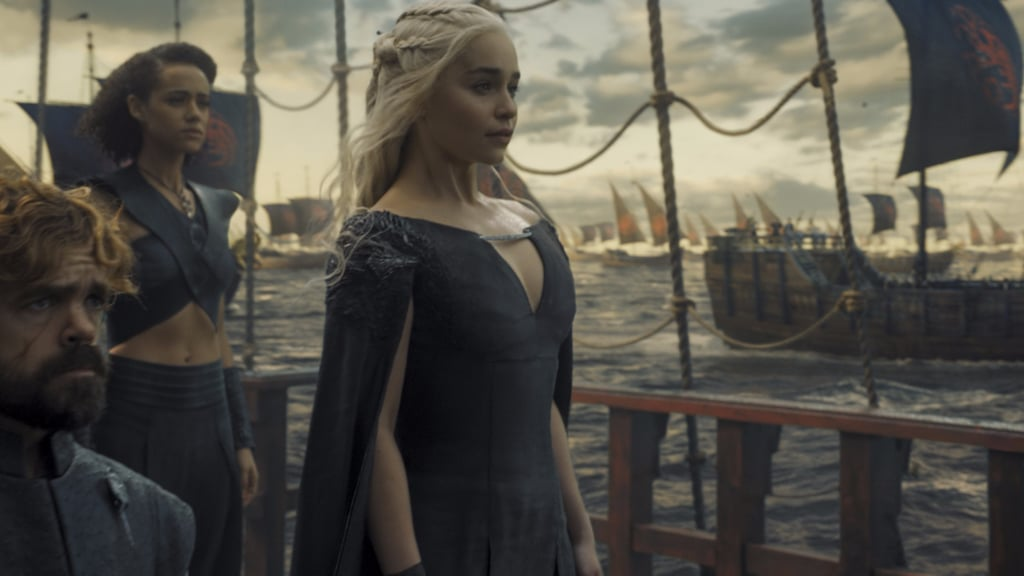 Daenerys Targaryen Game of Thrones GIFs