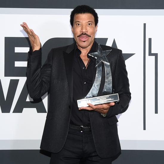 Lionel Richie's Name Misspelled at BET Awards