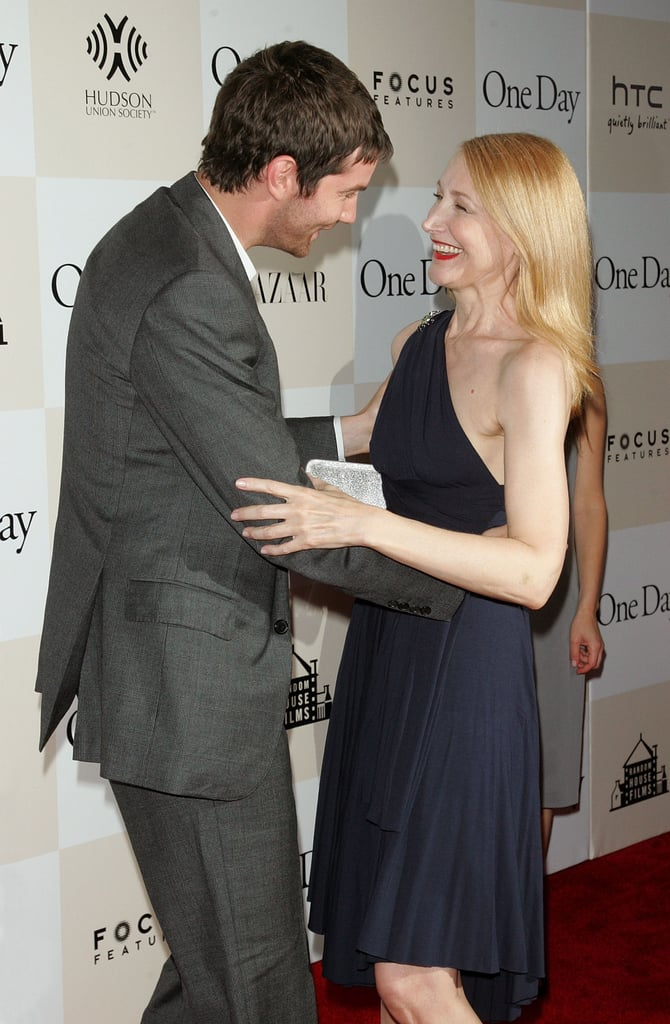 Jim Sturgess and Patricia Clarkson. | Anne Hathaway and ...