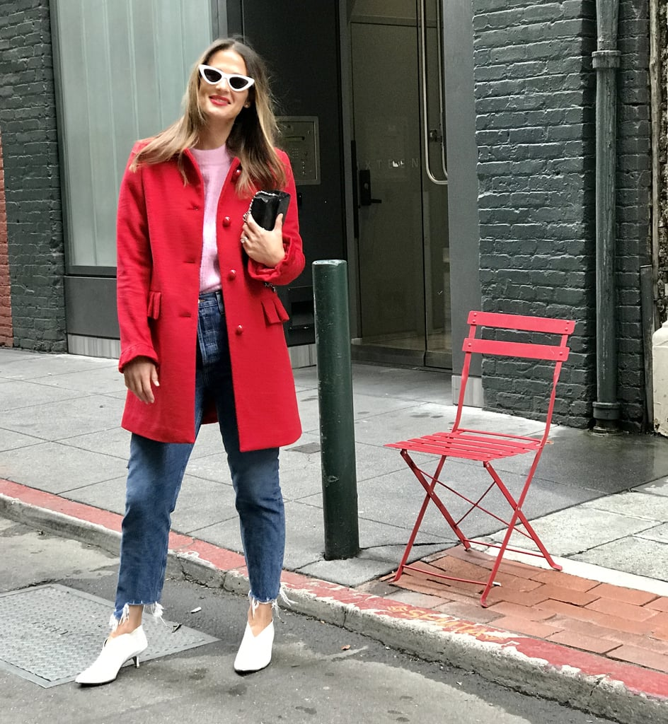 3 Editors Style the New Gal Meets Glam Coat Collection