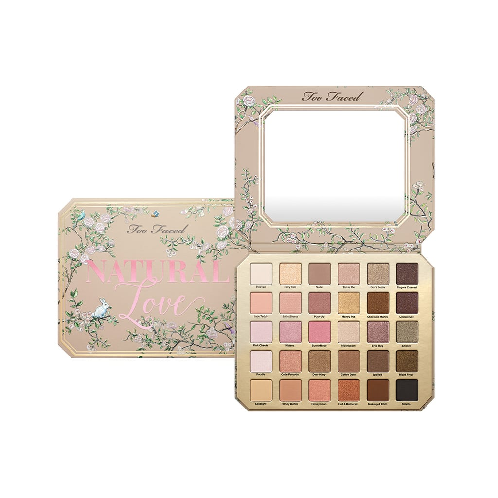 Too Faced Natural Love Eye Shadow Palette Beauty Gifts For