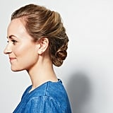 Double Topsy Tail Updo