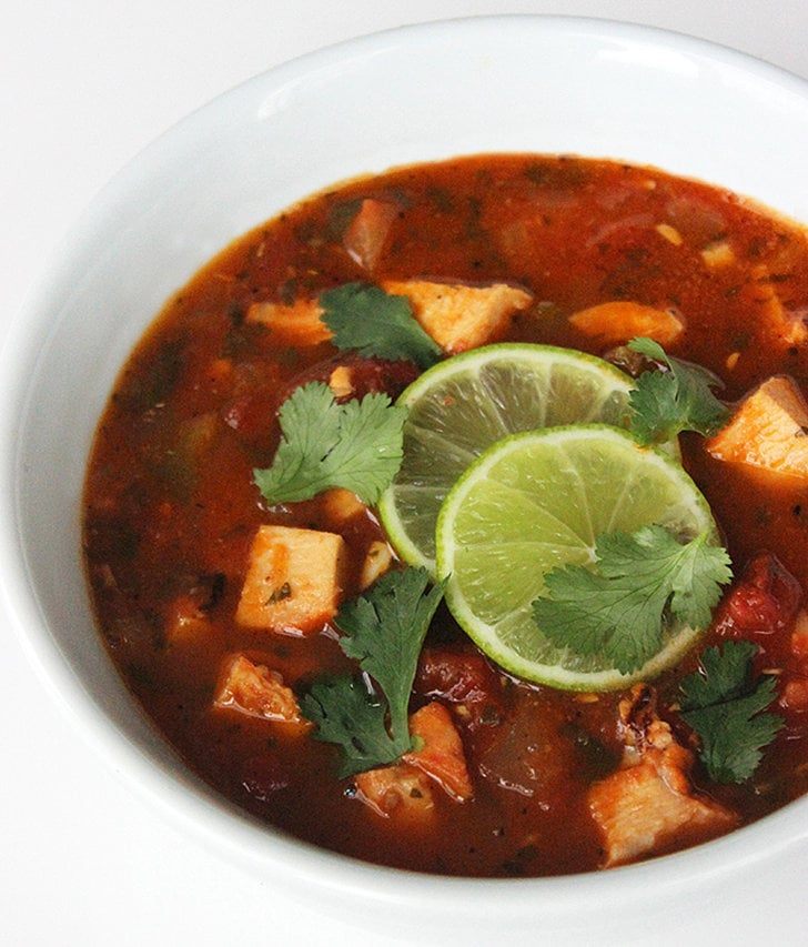 Tortilla-Less Soup