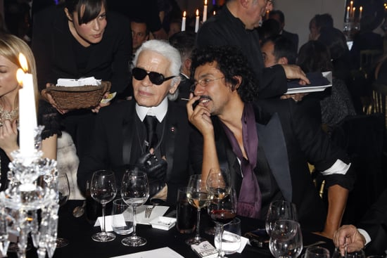 "Haider Ackermann Responds to Karl Lagerfeld Nominating Him to Be Next Chanel Designer — ""He's Not Retiring"""