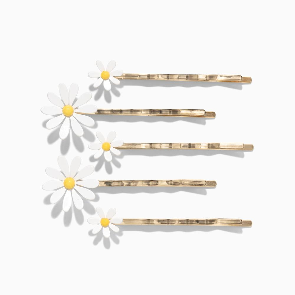 Everything's Coming Up Daisies Bobby Pins