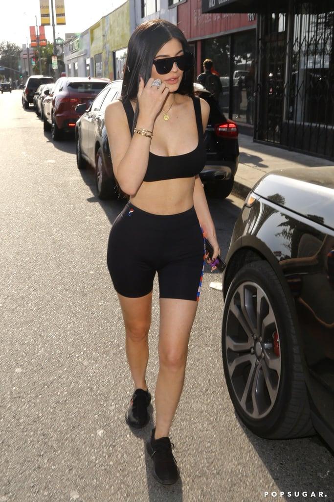 How to Wear Biker Shorts