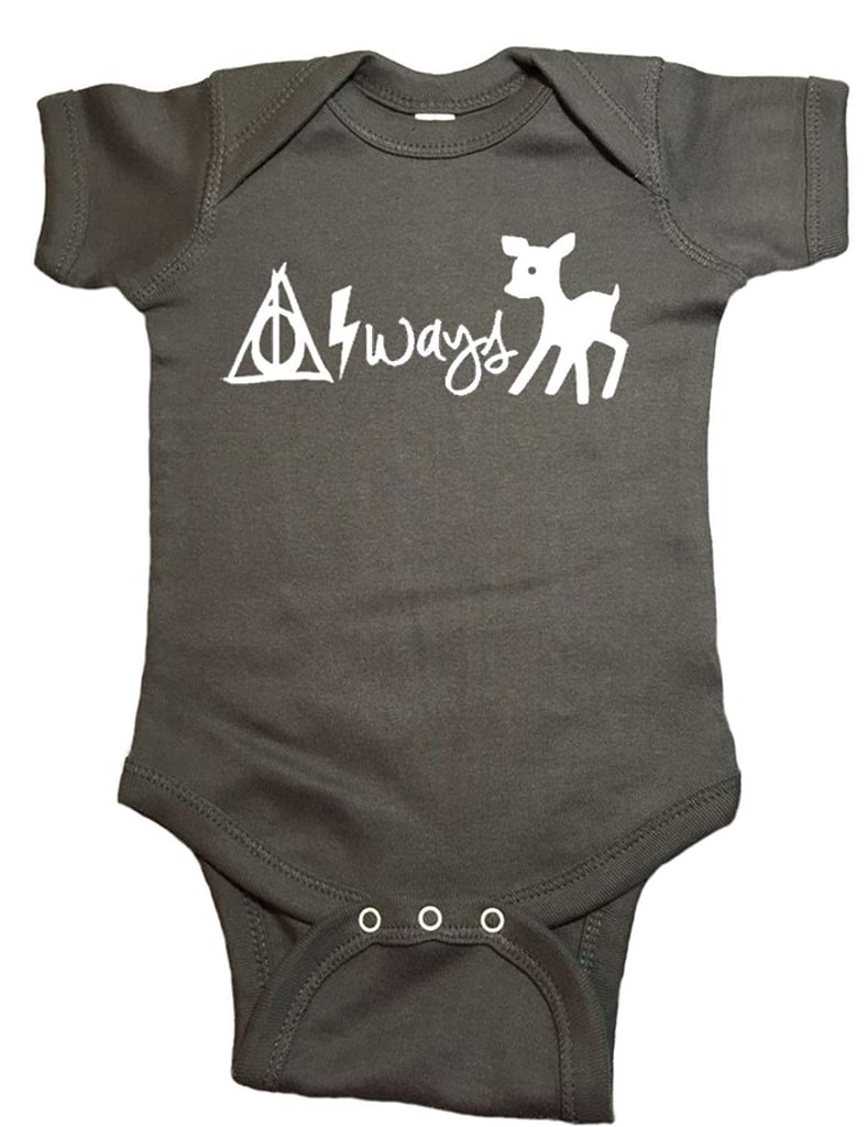 f0da1d65ec3a2f Harry Potter Baby Clothes | POPSUGAR Family