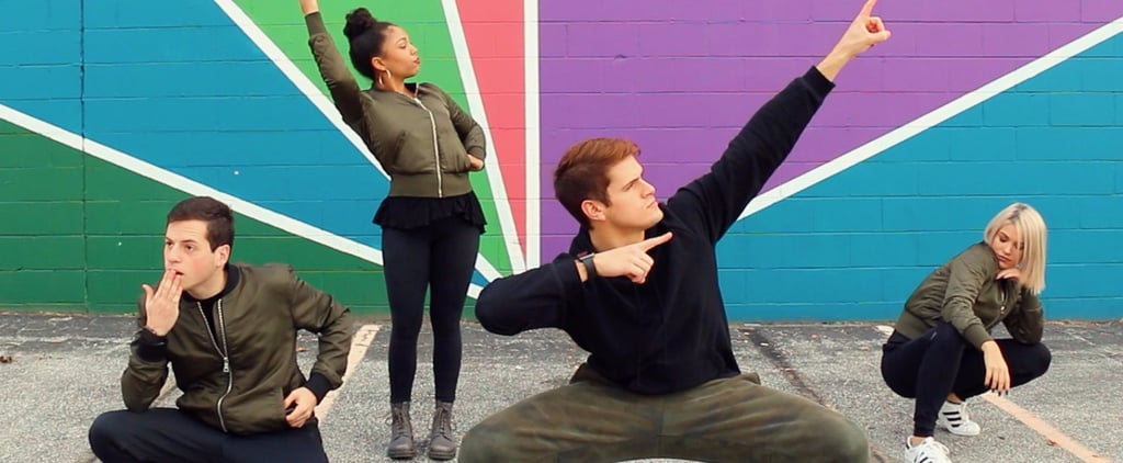 "Fitness Marshall ""Black Beatles"" Rae Sremmurd Dance Video"