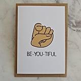 Be-you-tiful ($4)