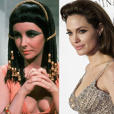 Angelina Jolie Says Cleopatra Was Not a Sex Symbol