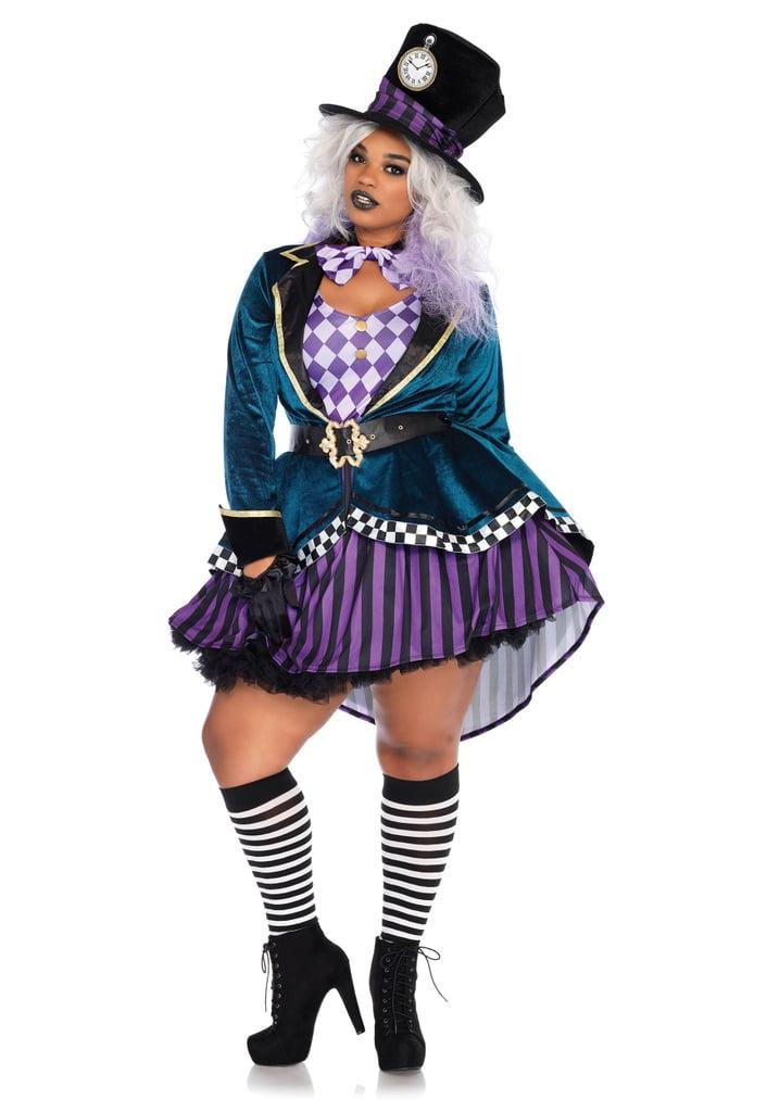 Delightful Mad Hatter Costume