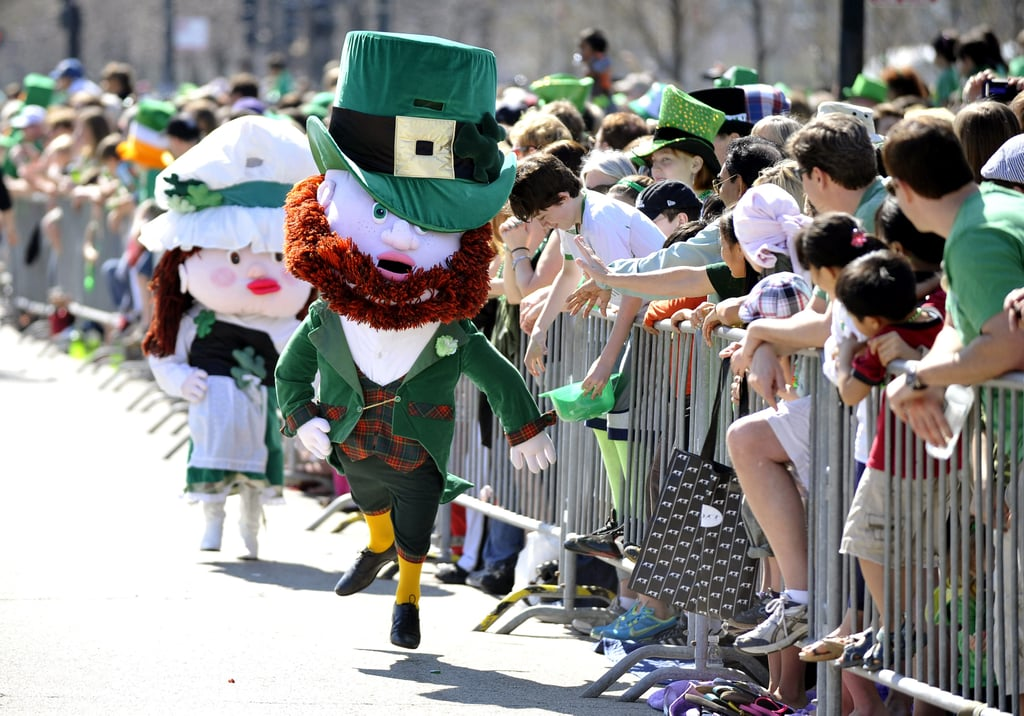 Chicagoans are divided into South Side Irish and Everyone Else.