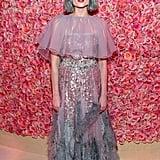 Lucy Boynton at the 2019 Met Gala