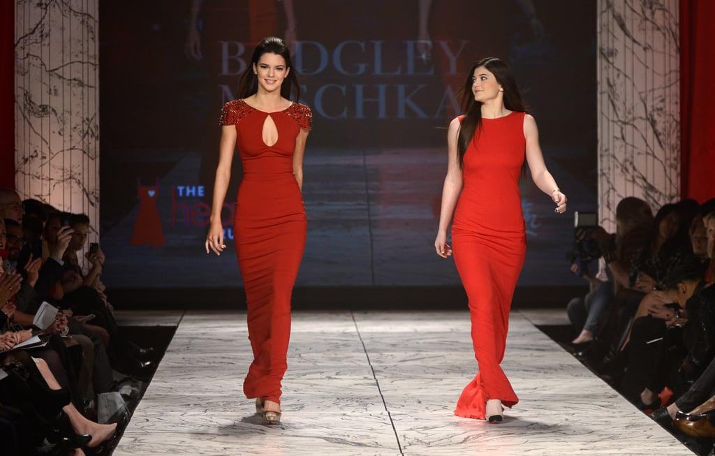 Feb. 6, 2013, The Heart Truth 2013 Fashion Show