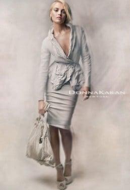 Fab Ad: Donna Karan, Spring '10