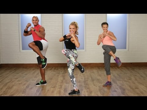 """""""45-Minute Epic Cardio Boxing Workout"""" From Class FitSugar"""