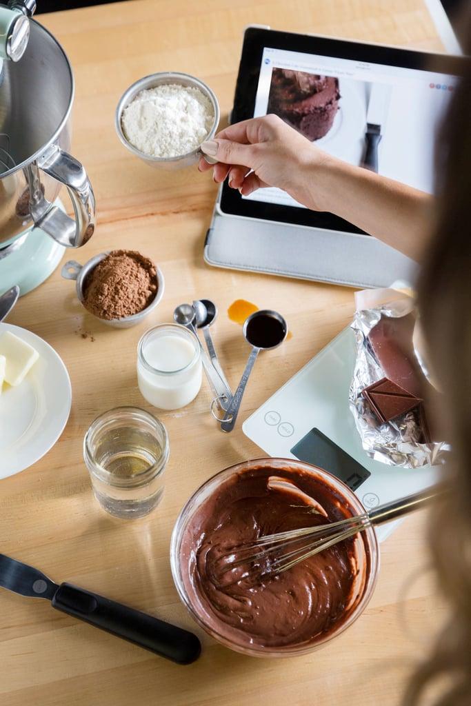 Idea 2: Take a baking class together