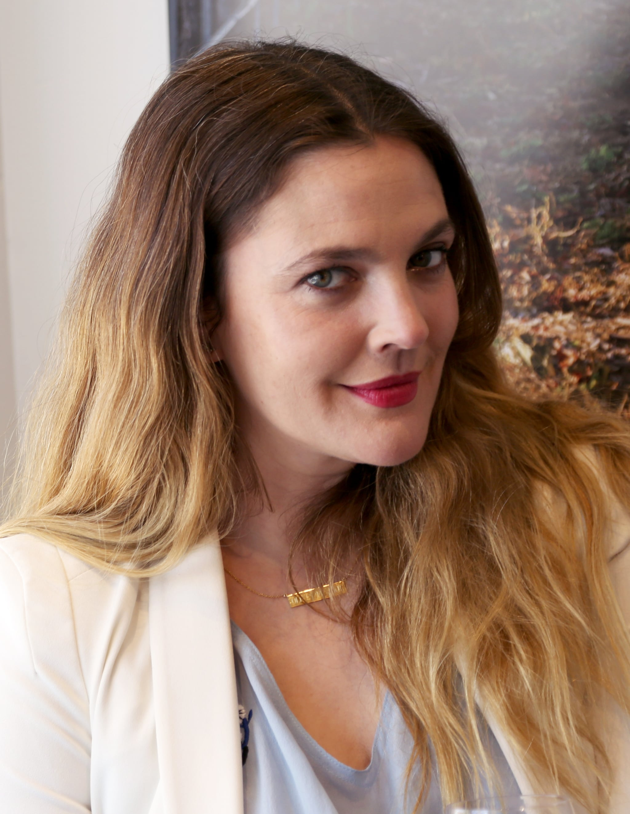 Drew Barrymore's Makeu... Drew Barrymore Makeup