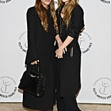 Mary-Kate Olsen Red Shoes at Youth America Grand Prix Gala