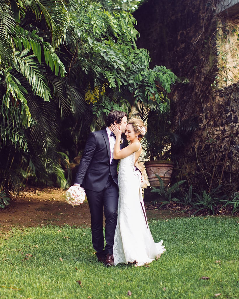 Haiku Mill Wedding on Maui