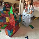 Ivanka Trump has quite the little builder on her hands with Arabella.