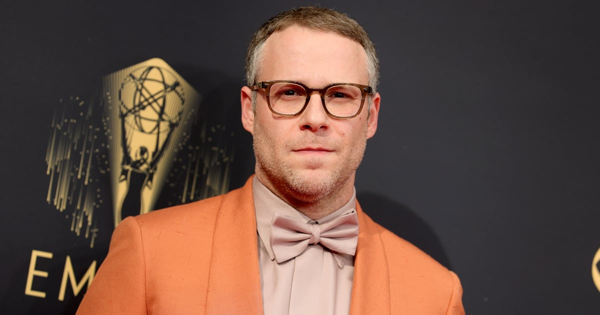 """Seth Rogen Pointed Out the Obvious at the Emmys: """"There's Way Too Many of Us in This Little Room"""".jpg"""