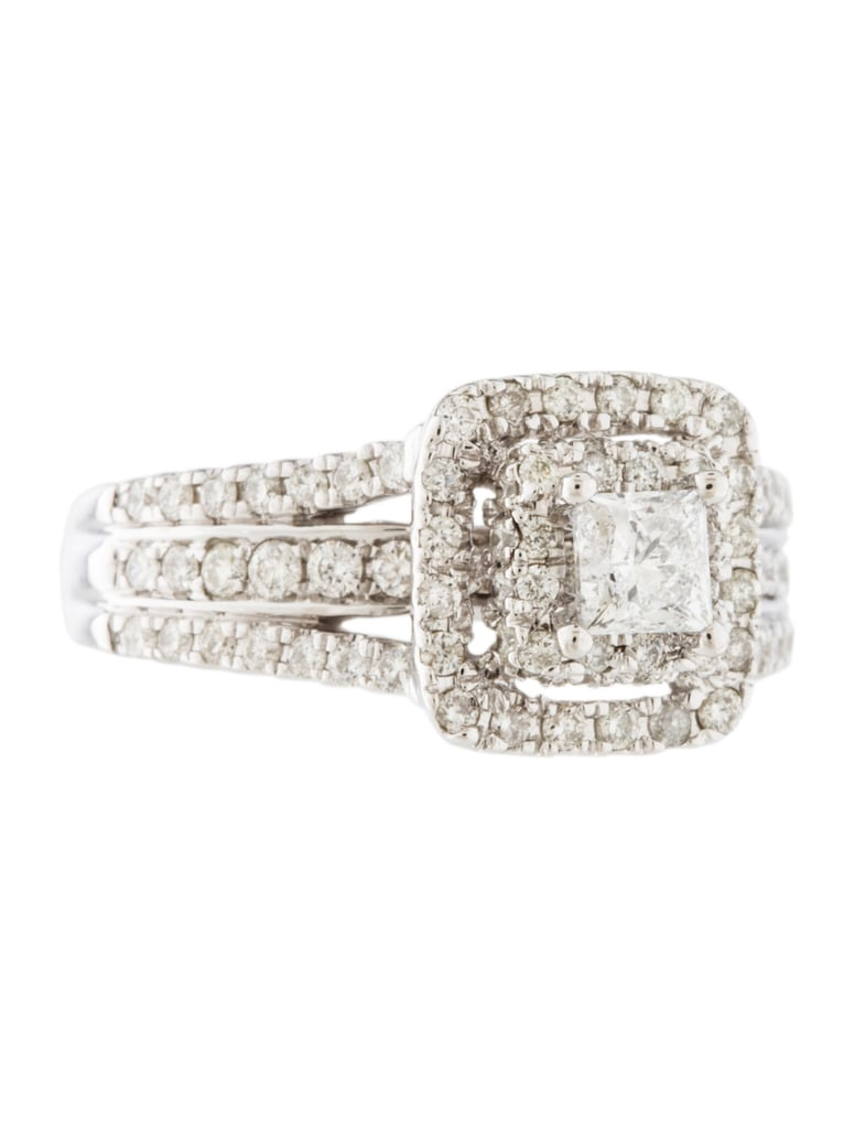 If You Want the Appearance of 1 Very Large Diamond