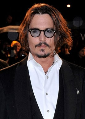 Interview With Johnny Depp About Angelina Jolie, The Tourist
