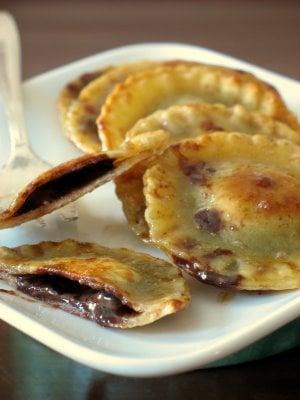 Yummy Link: Nutella Ravioli