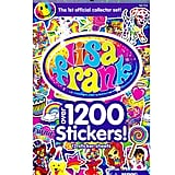 Lisa Frank Sticker Book