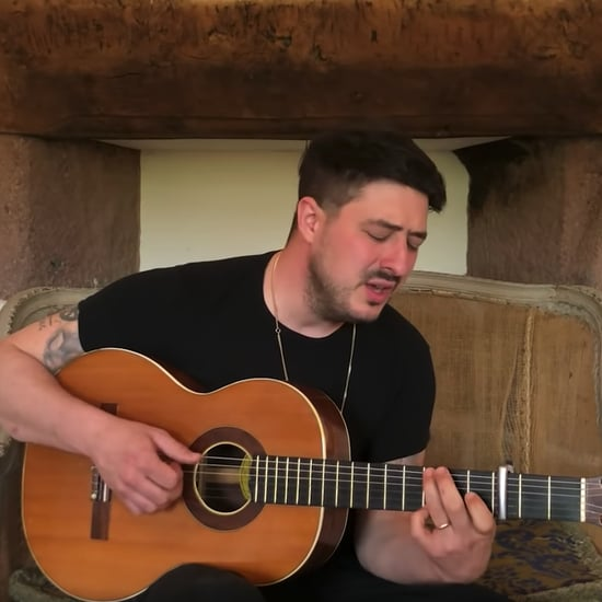 "Marcus Mumford Charity Cover ""You'll Never Walk Alone"" Video"